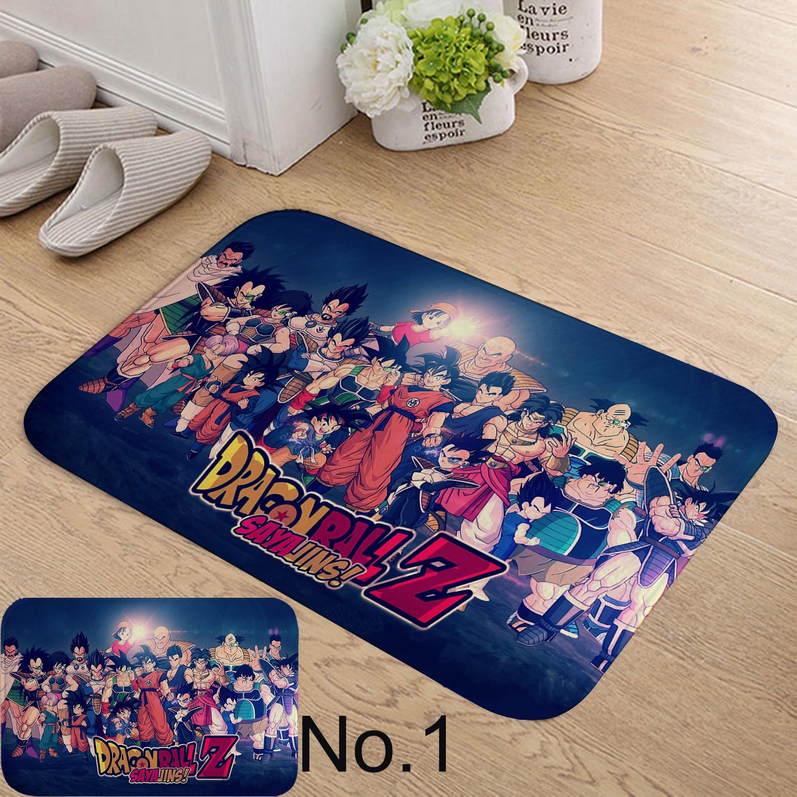1PC Dragon Ball Mats Nonslip Home Decor Carpet Rug Indoor Room ...