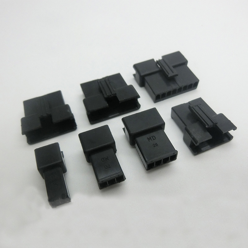 Free P/&P 2.54mm SM2.54 Female Plug Connector 2P 3P 4P 5P 6P 7P 8P Pin