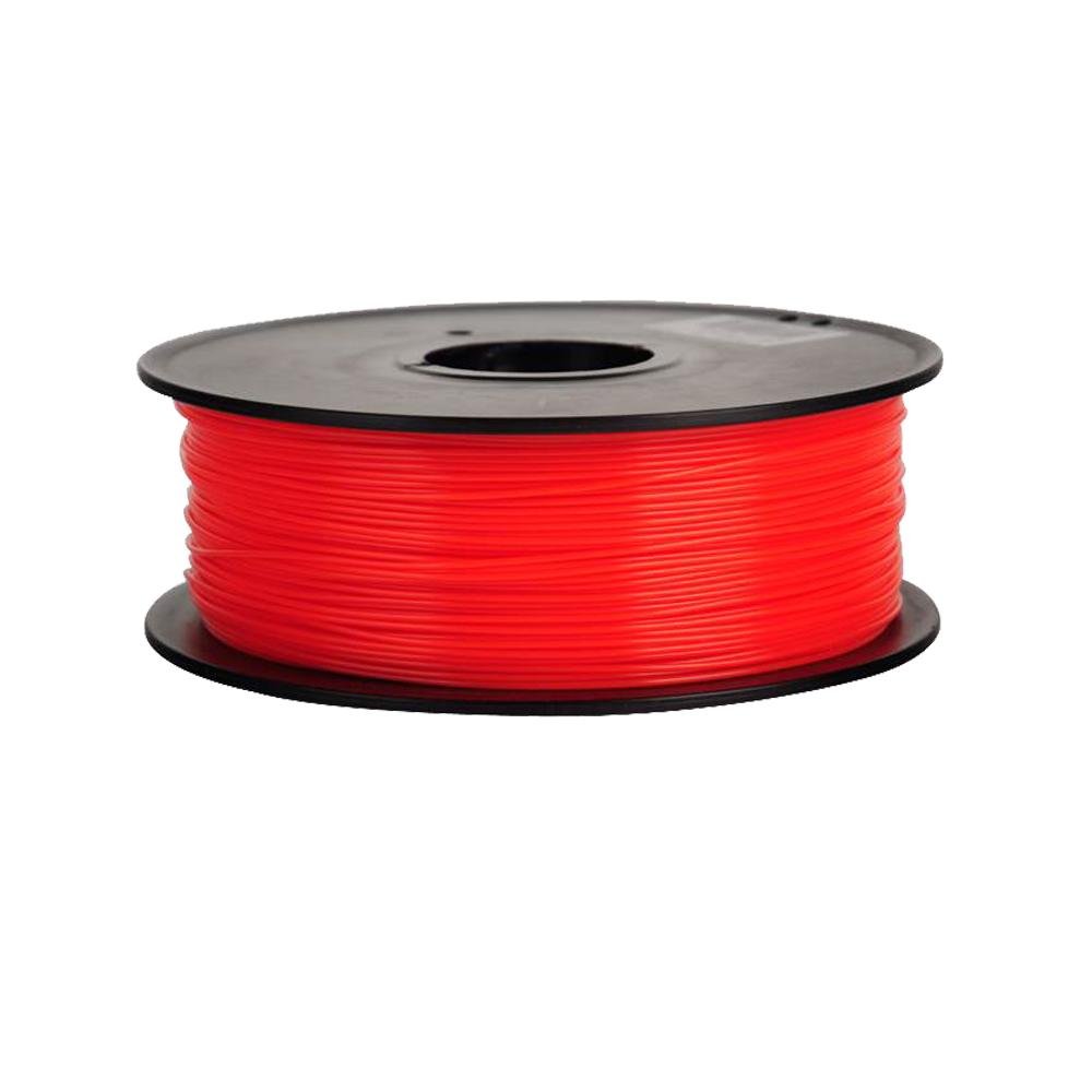US PLA Filament 1.75mm 1kg//2.2lb High Strength for FDM 3D Printer RepRap Red