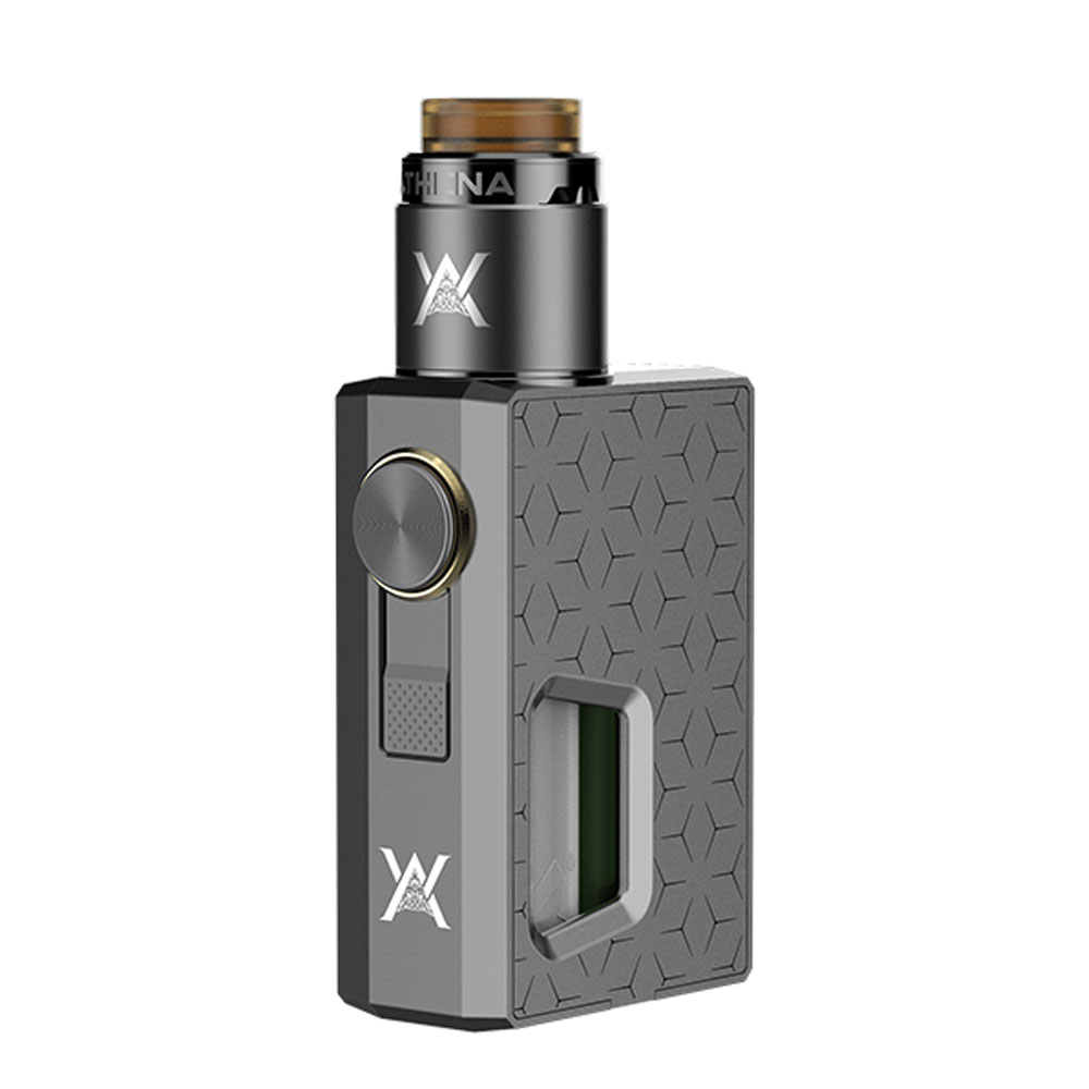 Vape Rda Collection On Ebay Geekvape Peerless 24mm Atomizer Authentic 100 Athena Squonk Kit With Bf Tpd English Version New