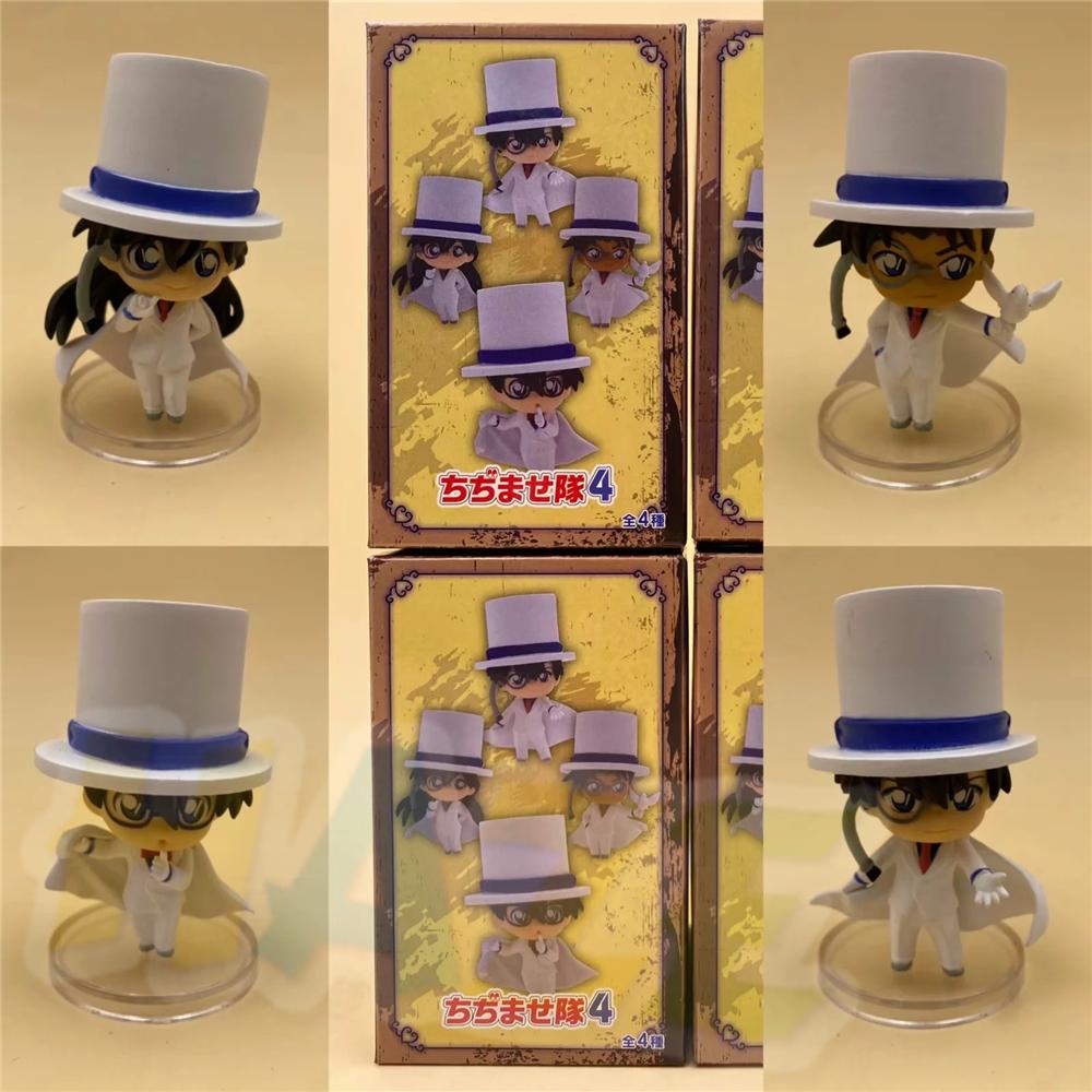 Detective Conan Kaitou Kiddo PVC Action Figure Toy Collection 14cm New in Box