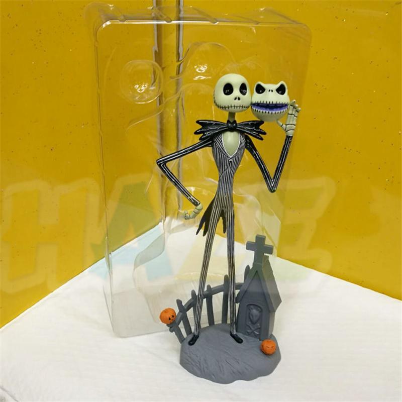 The Nightmare Before Christmas Jack Skellington Figur Modell 35cm