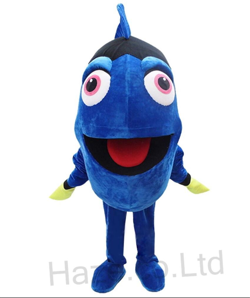 finding nemo nemo dory mascot costume props fancy - Costume Props
