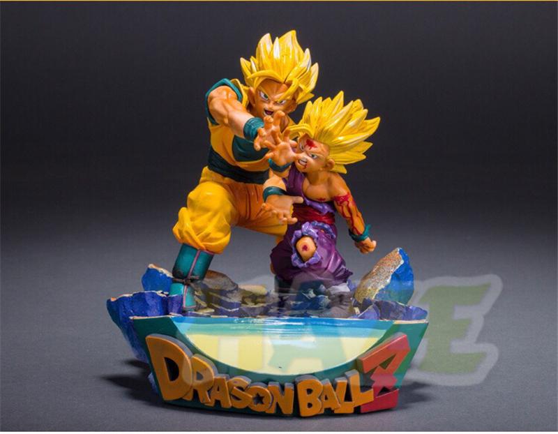 DB Dragonball Super Saiyans Gohan Banpresto G Materia Figurine PVC Action Figure