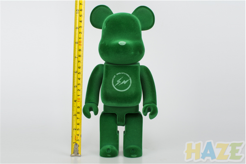 87e4a871 11 inches 400% Bearbrick Bear@brick Ted2 Bear Model PVC Action Figure with  Box
