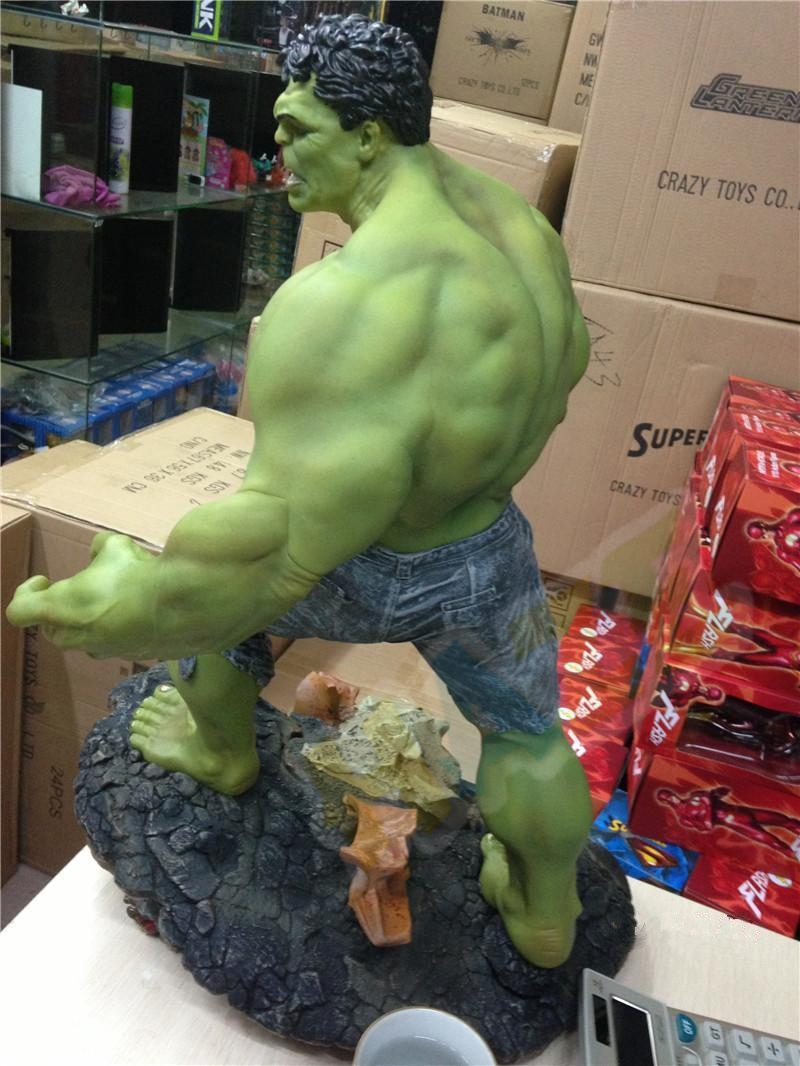 "Marvel Large Super Giant Hulk Figur Modell 1//4 Scale 25 /""Toy Collection"