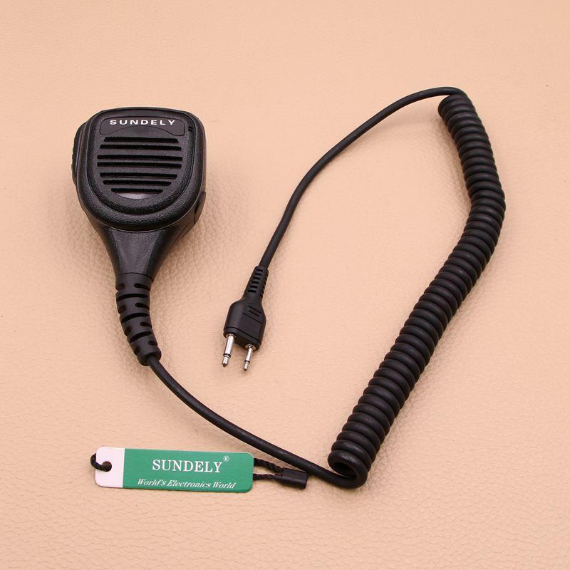 Shoulder Hand Mic with Speaker For Cobra Radio FRS225 FRS235  FRS250  FRS300