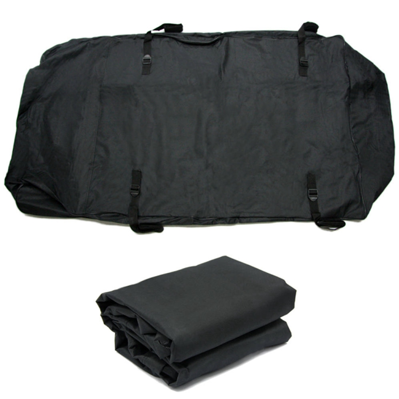 New Car Travel Touring Cargo Pack Bag Roof Top Box 458l
