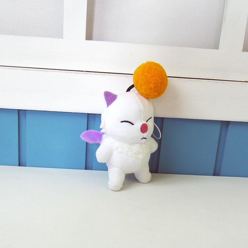 Delivery Moogle Birthday Card Final Fantasy Themed: Final Fantasy XIV FF14 Moogle Mogli Cosplay Soft Plush