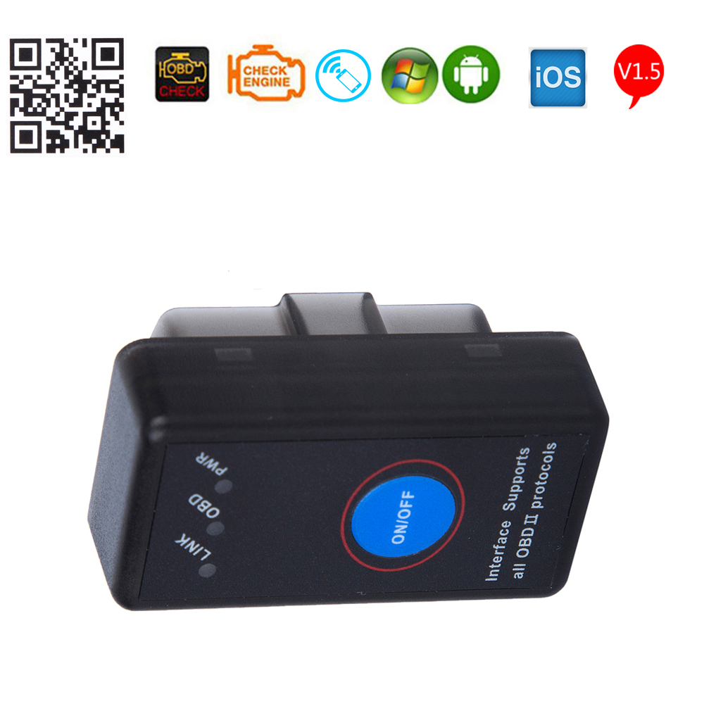 elm327 obd2 bluetooth wifi wireless scanner car diagnostic code readers android ebay. Black Bedroom Furniture Sets. Home Design Ideas