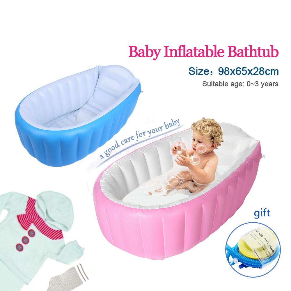 Inflatable Baby Bathtub Travel - Bathtub Ideas