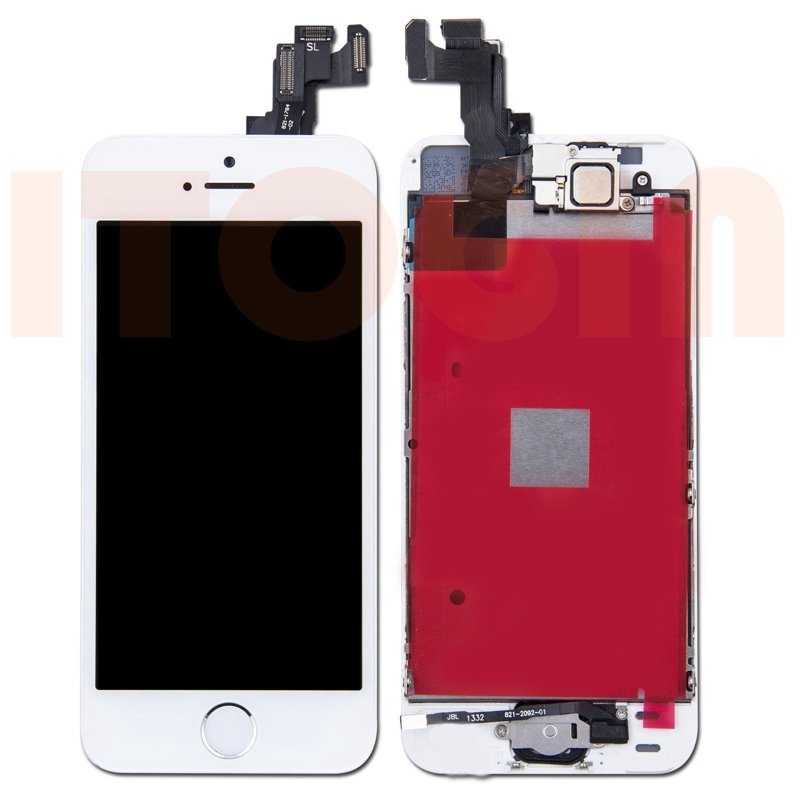display einheit f r iphone 5se mit retina lcd glas. Black Bedroom Furniture Sets. Home Design Ideas