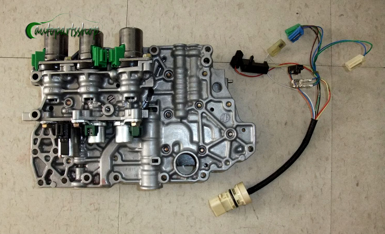 transmission valve body 4f27e fn4a el for ford focus mazda 2 3 5 6 ebay. Black Bedroom Furniture Sets. Home Design Ideas