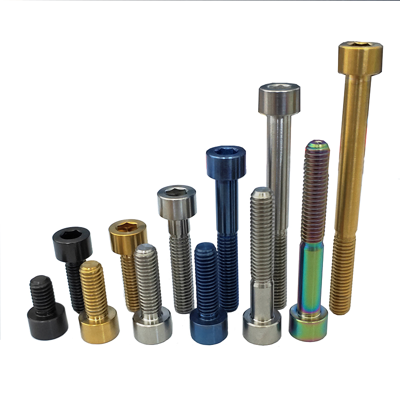 Details about M6 x 45mm Titanium Bolt for Bicycle Headset And Brake Bolts  Hex Socket Head Bolt