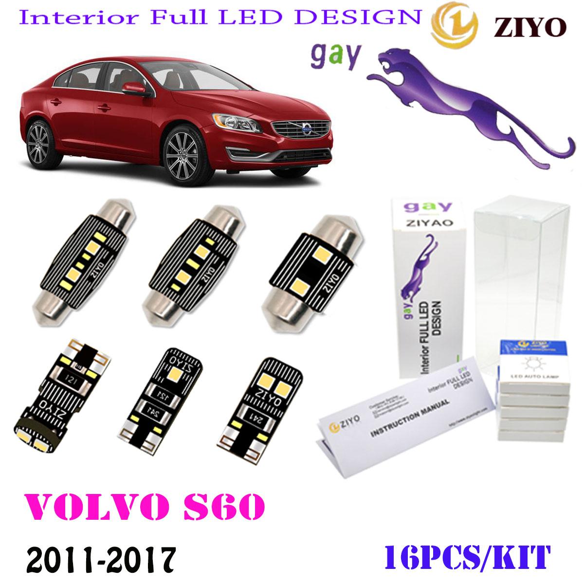 Auto-Ersatz- & -Reparaturteile 16 Bulbs Xenon White LED Interior ...