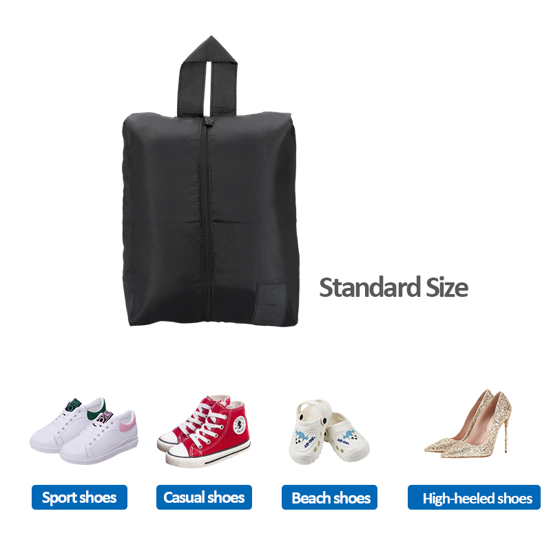 Portable Travel Shoe Bags Shoe Organizer Pouch for Outdoor Sports Waterproof