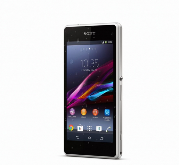 sony ericsson xperia z1 compact d5503 16gb unlocked. Black Bedroom Furniture Sets. Home Design Ideas