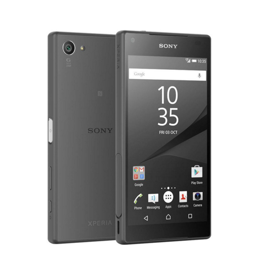 unlocked sony ericsson xperia z5 compact e5823 3g 4g lte. Black Bedroom Furniture Sets. Home Design Ideas