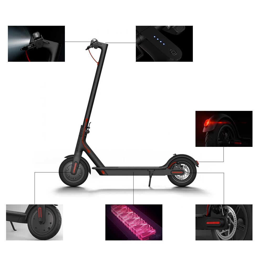 xiaomi m365 elektro kick scooter faltbarer e scooter 30km. Black Bedroom Furniture Sets. Home Design Ideas