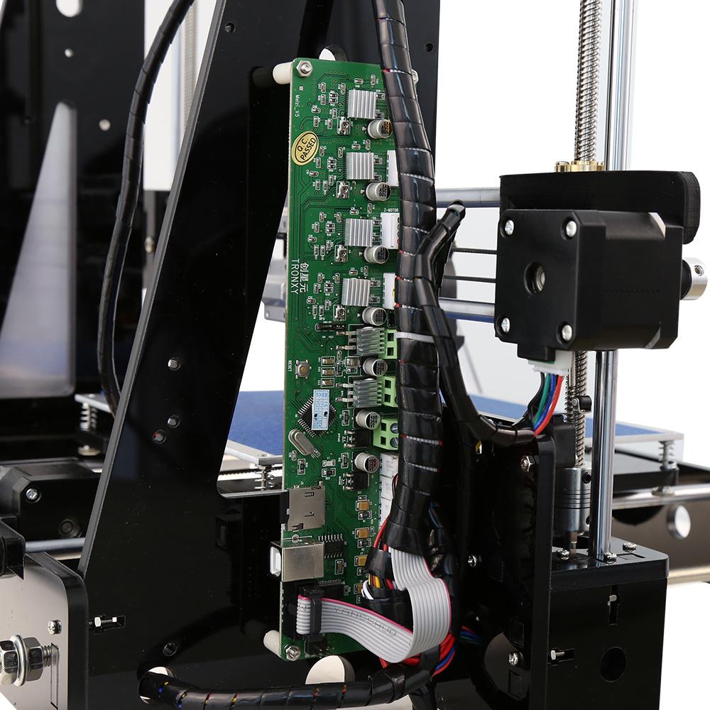 Tronxy Auto level P802MA 3D Printer High Precision Reprap i3 MK3 Heatbed  Marlin