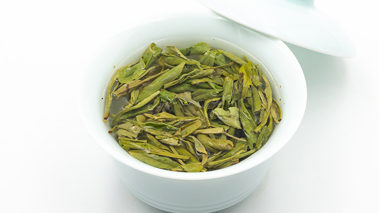 Chinese Green Tea Longjing b