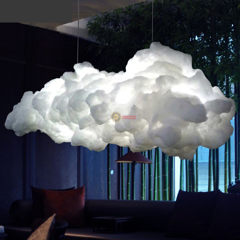 Loft Cloud Led Droplight Pendant Lamp Ceiling Light
