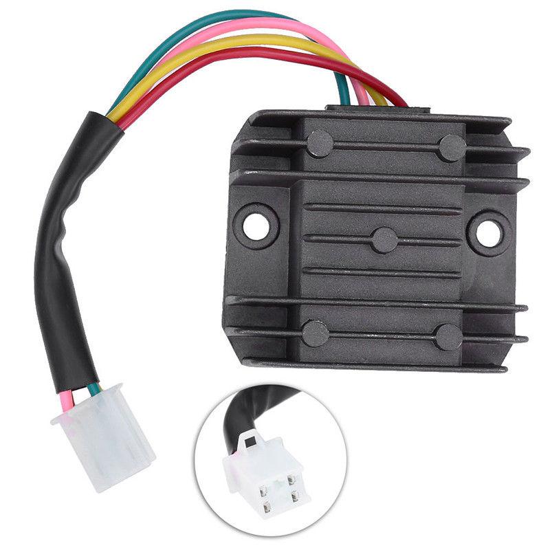 Elektrischer Kabelbaum CDI Stator Kit Set für ATV QUAD 150/ 200 ...