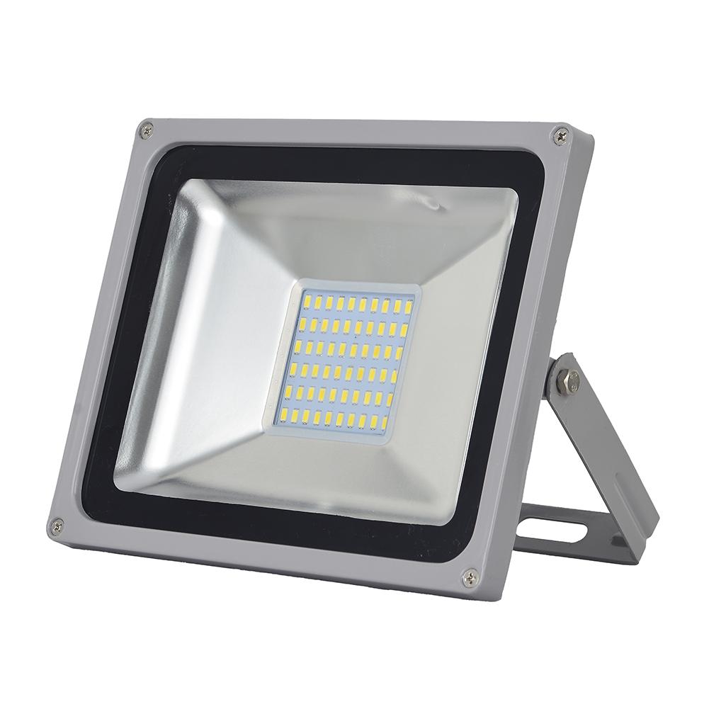 50w 220v led fluter au en strahler scheinwerfer flutlicht lampe kaltwei ip65 ebay. Black Bedroom Furniture Sets. Home Design Ideas