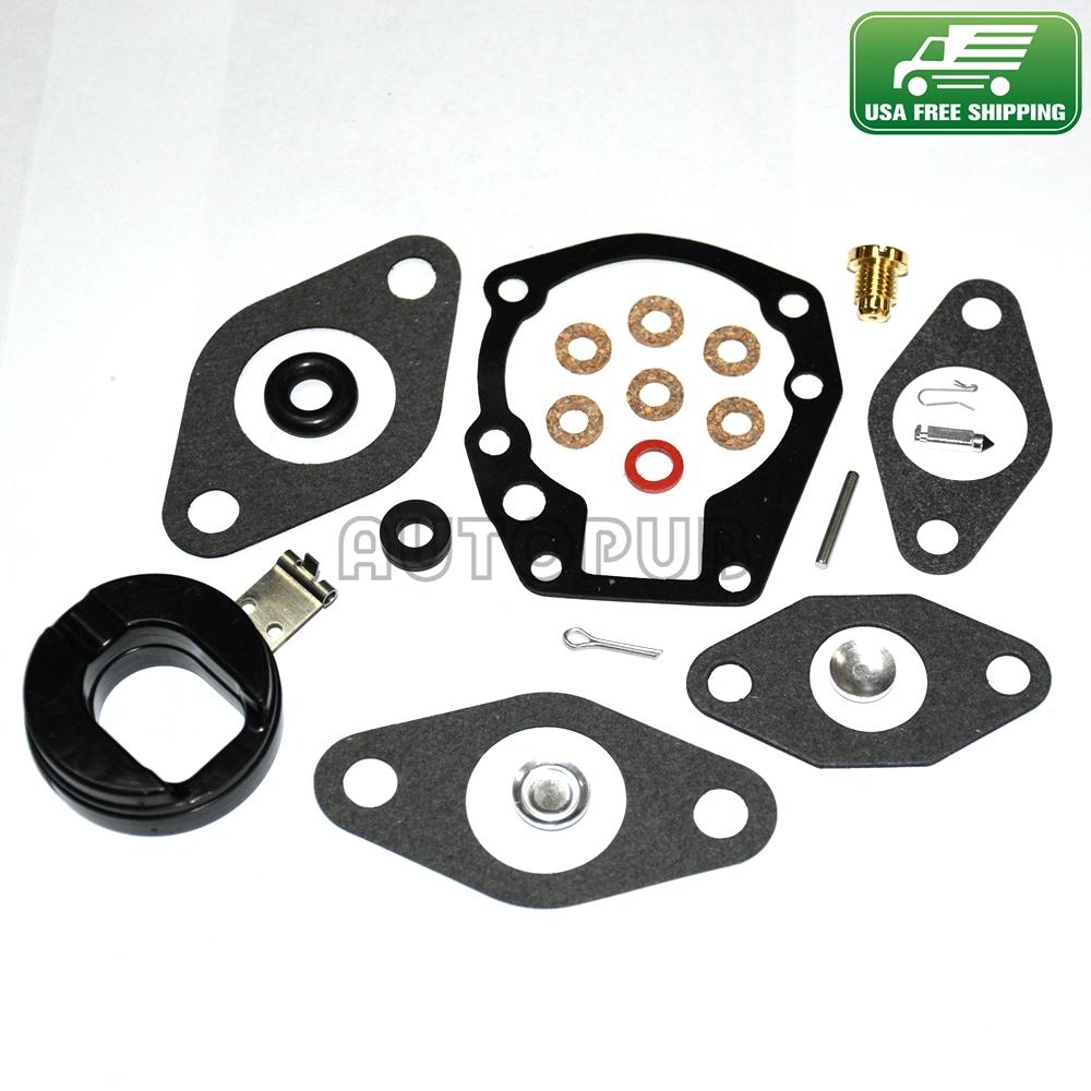 Carburetor Rebuild Assembly Kit for Johnson Evinrude 439071 383052 Free Shipping