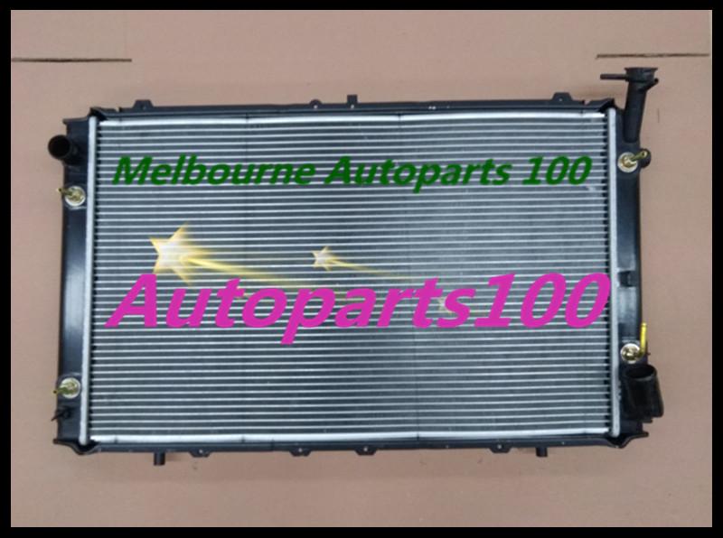 radiator for nissan patrol gq y60 4 2l petrol tb42s tb42e 87 89 auto rh ebay com au Nissan Service Manuals PDF Nissan Service Manuals PDF