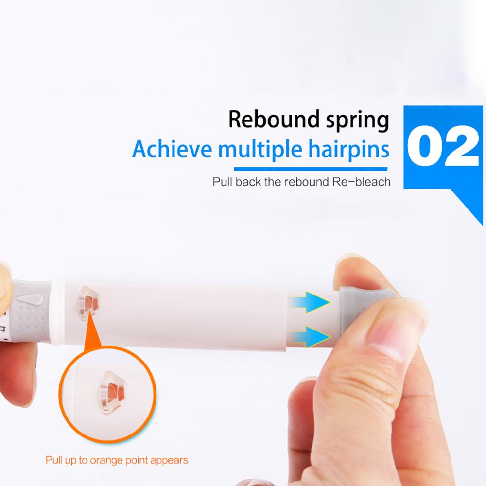 1 Pcs Blood Lancet Pen Lancing Device For Diabetics 5