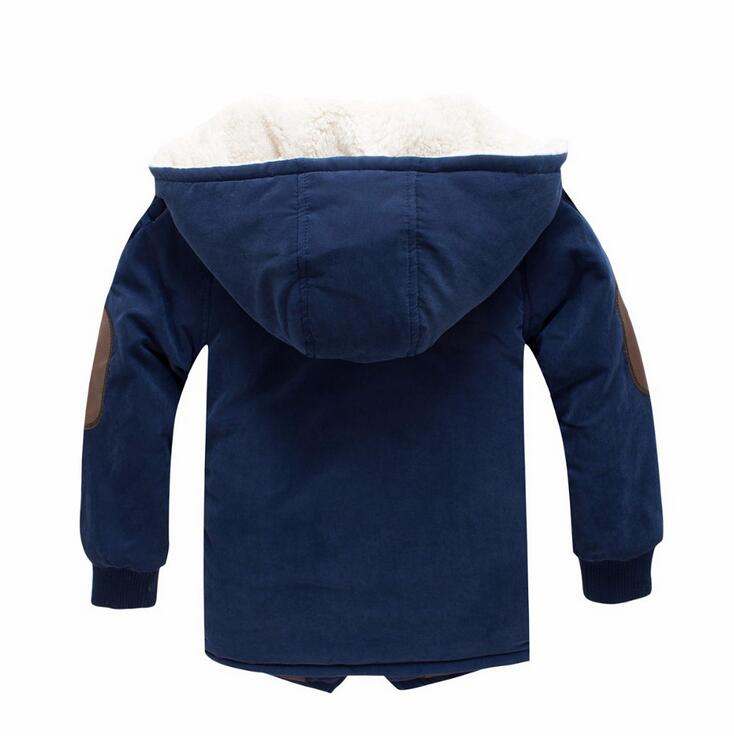 Winter Hooded Children Boys Original Coat Kids Details About Show Title Jacket f76gIbymYv