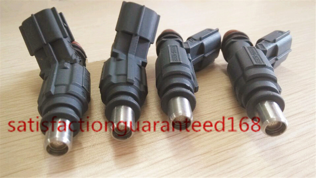 23250-0D030 4 Pcs Fuel Injectors For Toyota Corolla ZZE141 Auris ZZE150 Avensis
