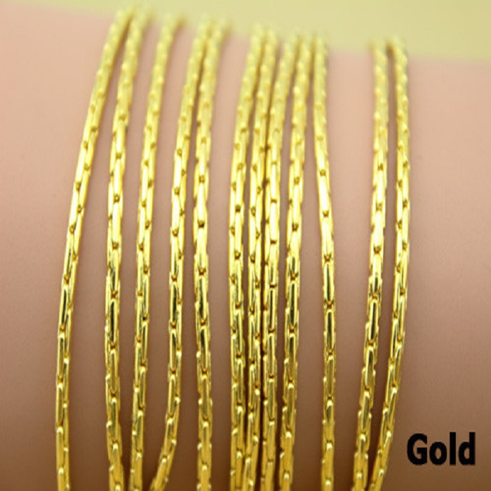 bulk beadunion chains il sterling fullxfull listing chain silver plated gold unfinished by sold