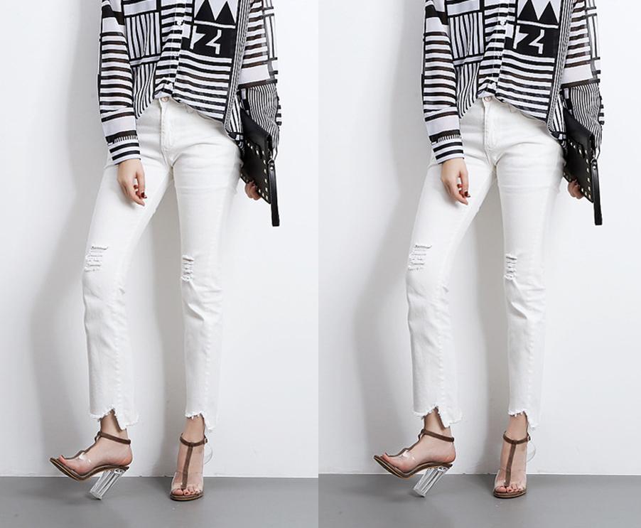 e2d4259841d Details about New Women's Rough High Heels Sexy Thick Sandals Lady Party  Transparent Shoes