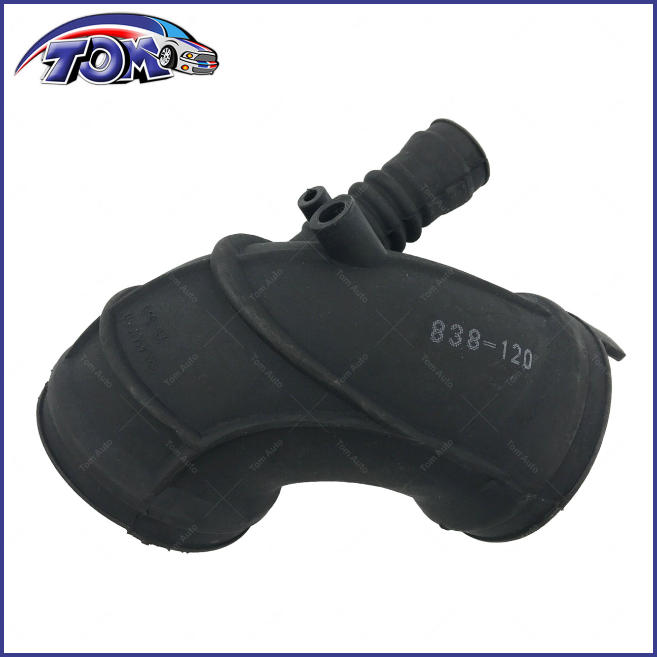 New Throttle Body Mass Air Flow Sensor Rubber Booth For 01-06 BMW X5 3.0L L6