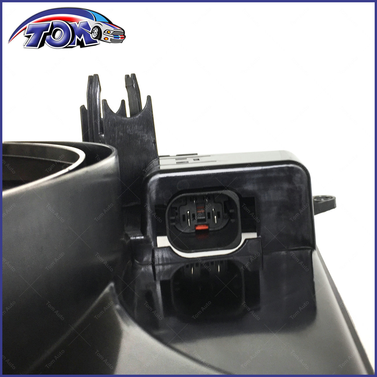 Radiator Cooling Fan Assembly For Mercedes Benz Ml350 Ml450 Ml500 2005 Parts Always Free Shipping With Your Tom Auto Orders