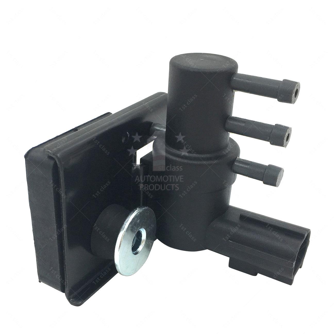 PitVisit Universal Anodized Aluminum Spark Plug Wire Separator Clamp 8mm 9mm 10mm Diameter Blue