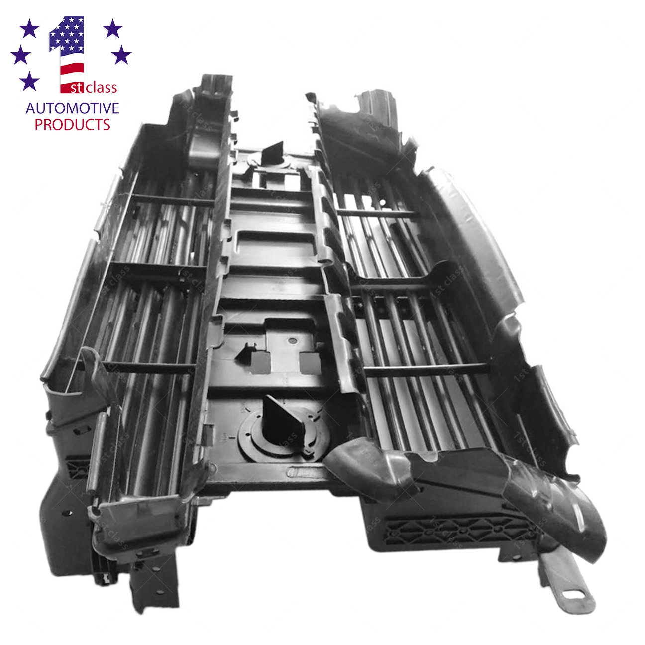 New Front Radiator Control Active Grille Vent Shutter For