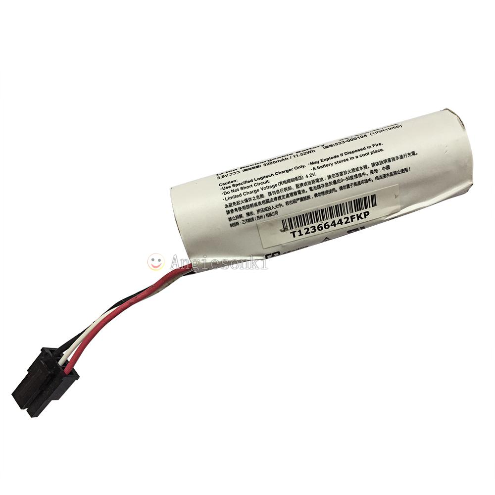 Details about Original 3 6V Li-lon Rechargeable Battery for Logitech UE  Boom wireless speaker