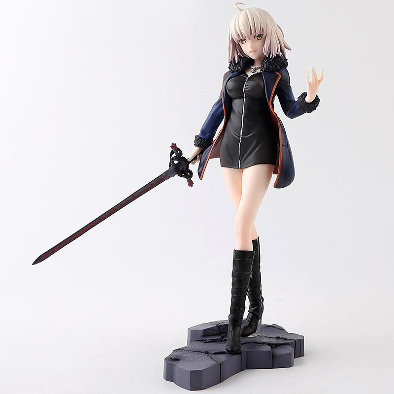 FGO Fate//Grand Order Avenger Alter Jeanne PVC Figure Anime Toy Model 26cm Gift