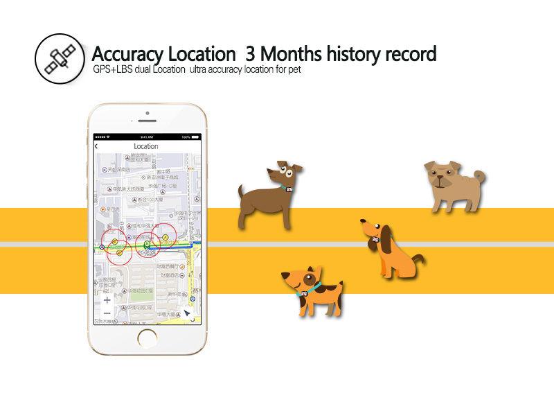 auto mini hund katze kragen haustier locator gps tracker. Black Bedroom Furniture Sets. Home Design Ideas