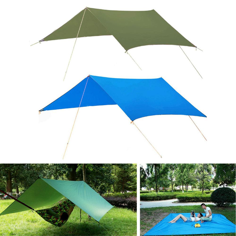 UK Outdoor Mattress Tent Beach Hammock Shelter Waterproof Camping Picnic Pad Mat
