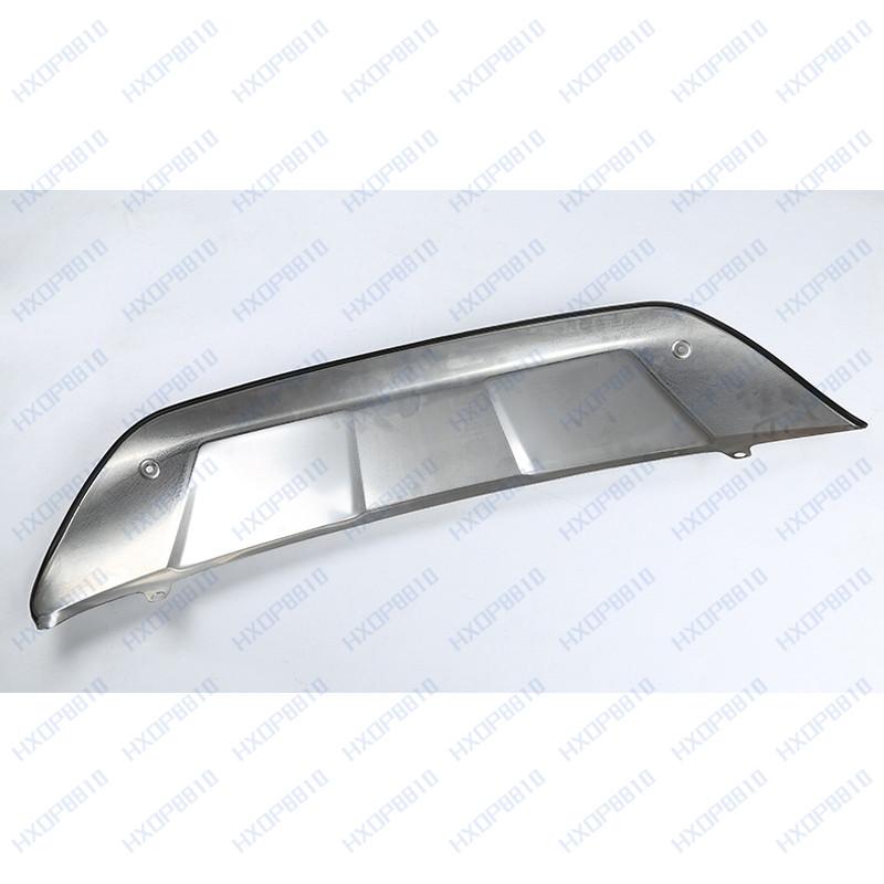 1Pcs Car Rear Bumper Posterior Lip Skid Plate For Alfa