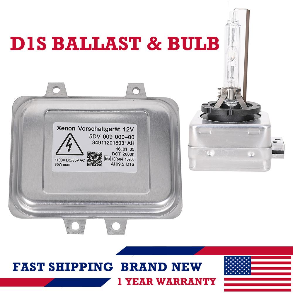 Headlight Ballast For Cadillac Escalade Freightliner Xenon 5DV00900000 12767670