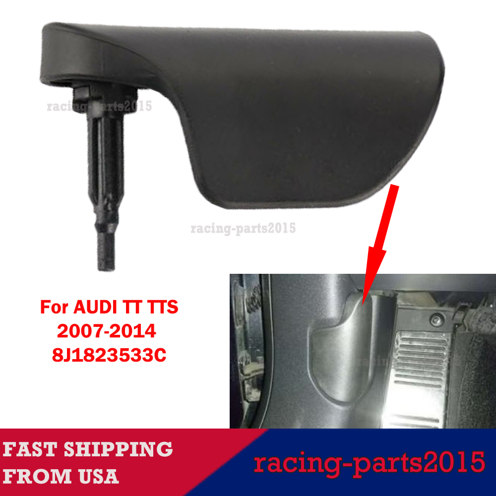 Hood Latch Release Handle Lever Replacement For Audi Tt Tts 2007-2014 8j1823533c