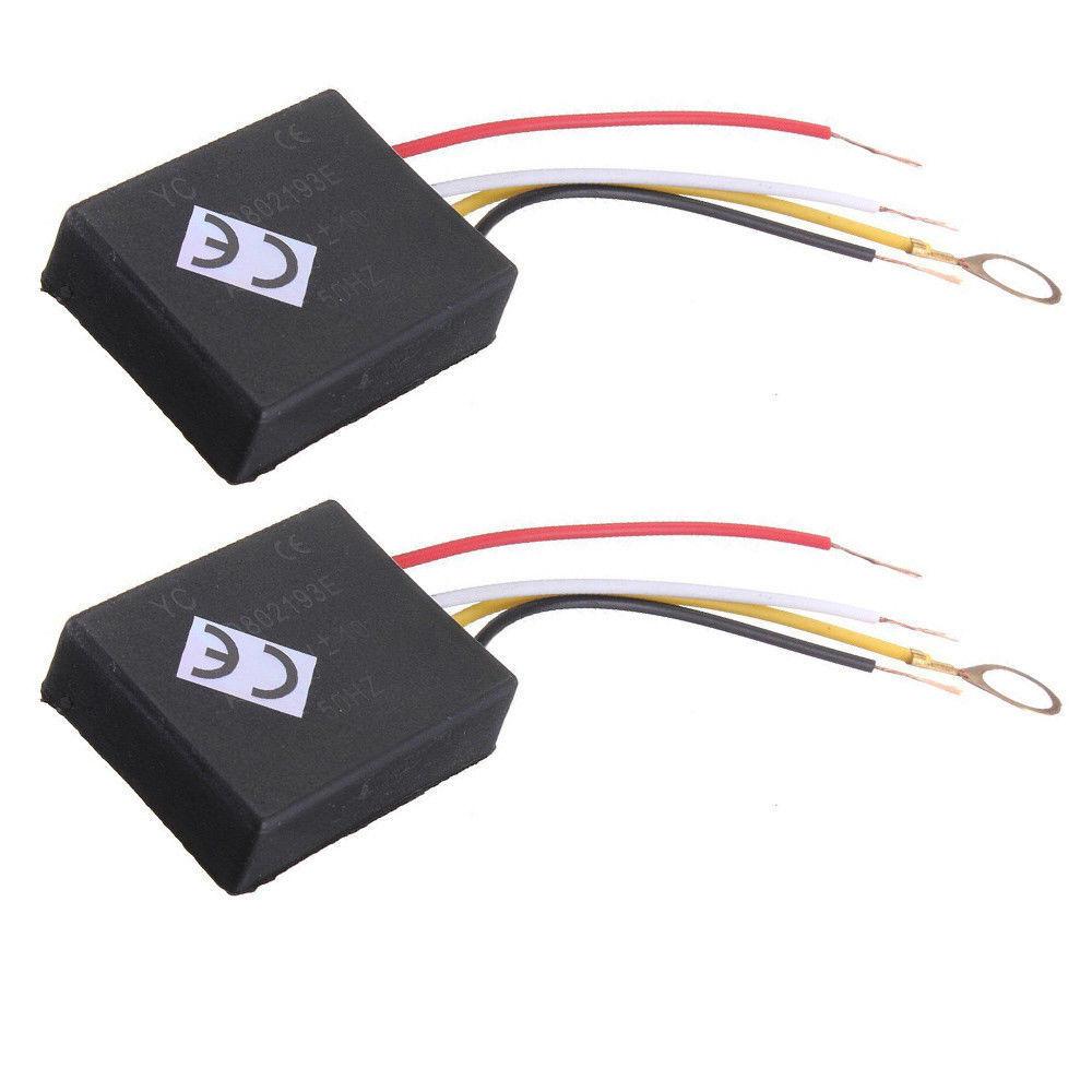 2 4 3 Way Touch Sensor Switch Control For Repairing Lamp Desk Light Bulb 4pcs Dimmer