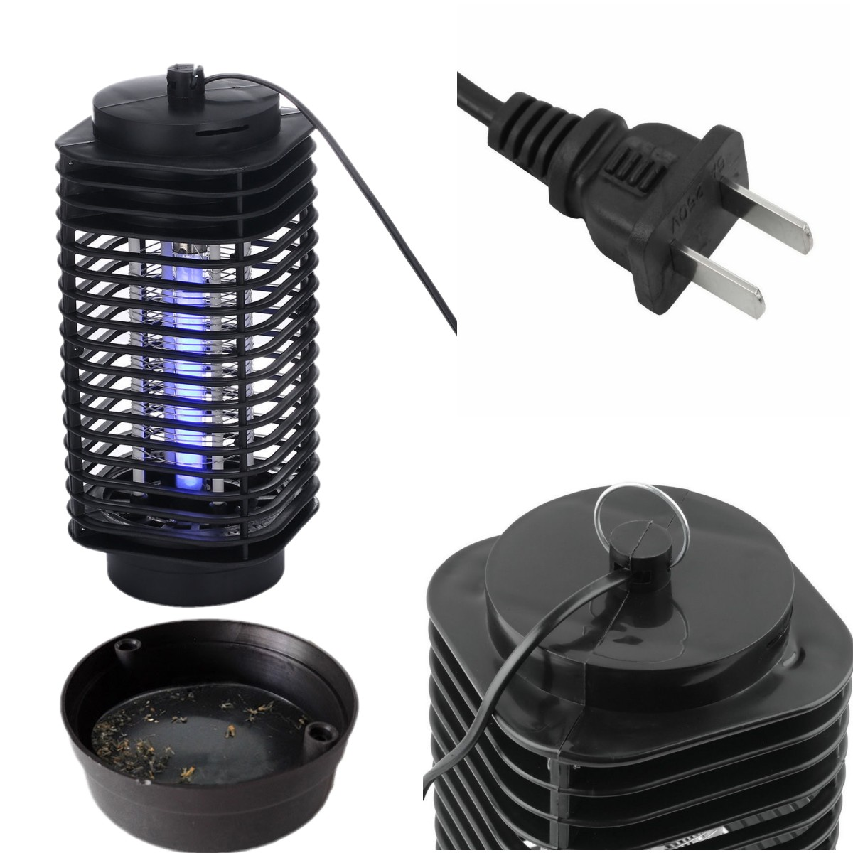 Electronics Mosquito Killer Led Electric Bug Zapper Lamp Anti Circuit Images Electronic Trap