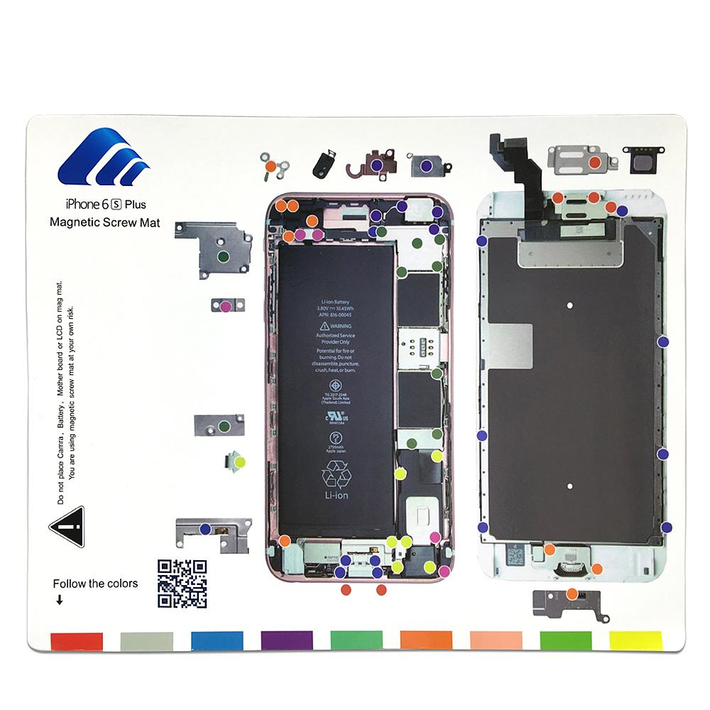 UK Repair Tools Guide Pad Magnet Screw Keeper Chart Mat