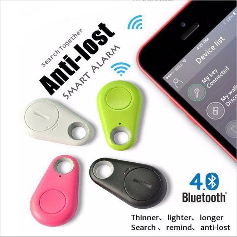 Smart iTag GPS Tracker Wireless Bluetooth Anti-Lost Alarm Key Finder Pet Locator